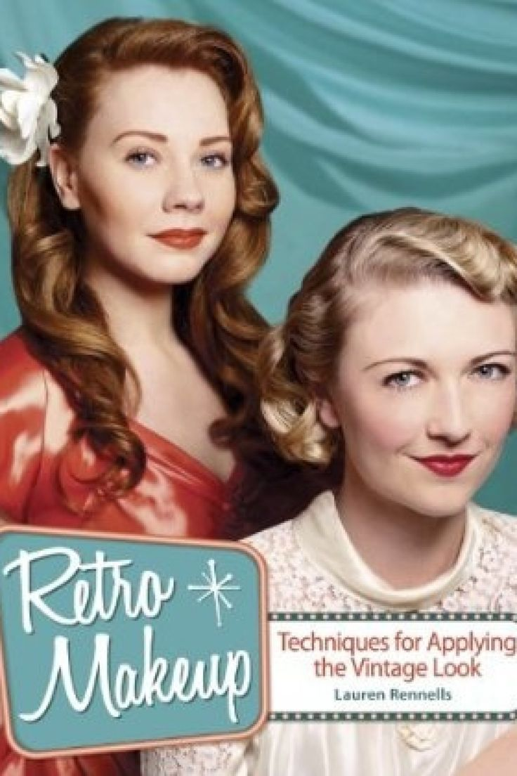 A history and application guide for vintage cosmetic styles. It is a companion book to Vintage Hairstyling: Retro Styles with Step-by-Step Techniques.