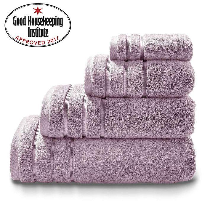Vintage Pink Ultimate Towel | Dunelm