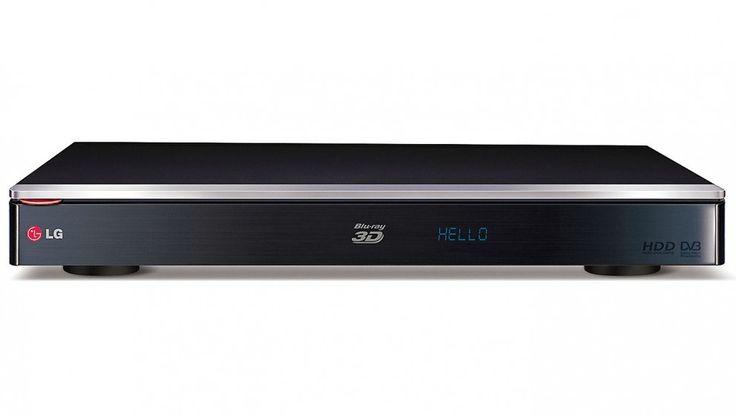 LG 500GB Twin HD Tuner Recorder & 3D Blu ray Player - Blu ray Players & Recorders - Blu ray, DVD & Recorders - TV, Blu-ray & Home Theatre | Harvey Norman Australia -$348
