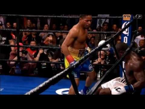 SHAWN PORTER VS ANDRE BERTO TKO FULL FIGHT REVIEW