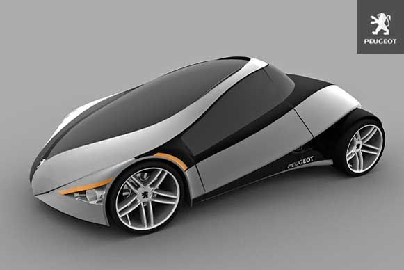 compact city car Peugeot by Peter ChlpekCities Cars, Transportation Design, Cars Design, Concept Riding, Big Motors, Peugeot 10, Cars Concept, Concept Cars, Cars Peugeot