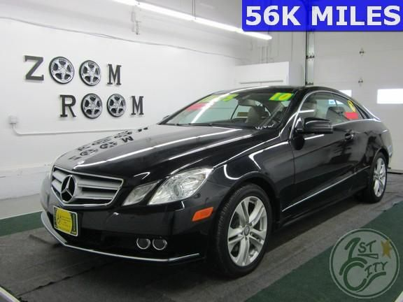2010 Mercedes-Benz E-Class E-250 for sale at First City Cars and Trucks in Gonic, NH!