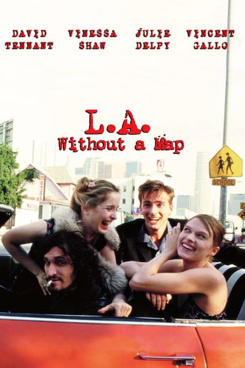 Watch L.A. Without a Map (1998) Full Movie Online Free