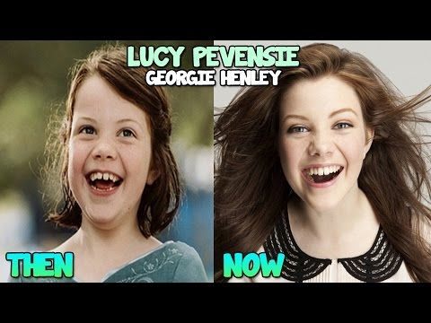 The Chronicles of Narnia Then and Now 2016