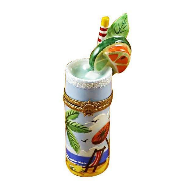 TROPICAL COCKTAIL GLASS
