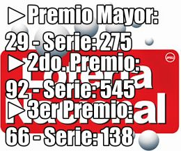 Resultados Loteria Nacional sorteo Extraordinario domingo 15/11/2015: Ver boletin oficial: http://wwwelcafedeoscar.blogspot.com/2015/11/loteria-nacional-de-costa-rica.html
