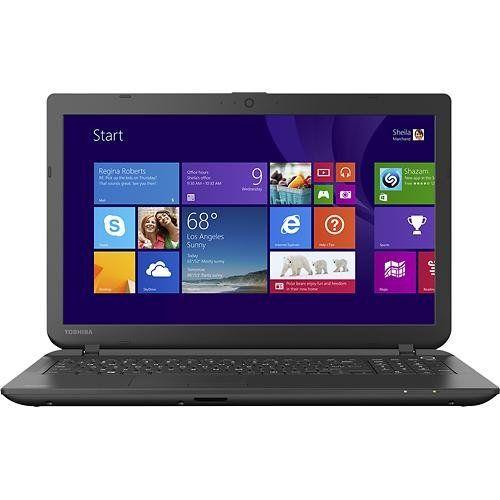 Toshiba offer the best Toshiba Satellite Laptop GHz Intel Celeron  Processor, HDD, Windows Jet Black.