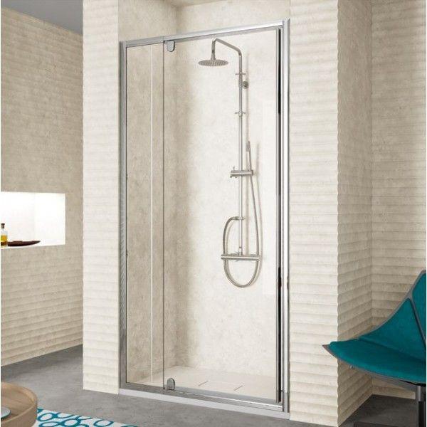 Paroi de douche -KASSANDRA -300 - TR503 - Frontale avec une paroi fixe ...