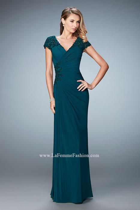La Femme Evening 21860 La Femme Evening Best Bridal, Prom, and Pageant gowns in Delaware