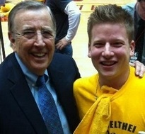 Brent Musburger Caught Autographing Katherine Webb 'She's a 10!'