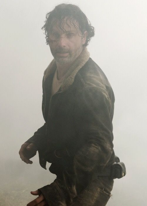 Rick Grimes in The Walking Dead Season 7 Episode 1 | The Day Will Come When You Won't Be