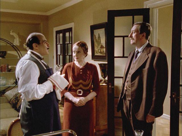 Poirot_MsLemon_HickoryDickory_rustdress copy by sweetsundaymornings, via Flickr