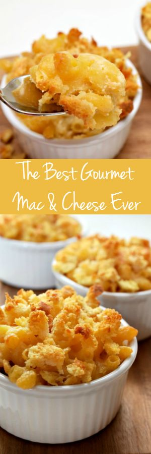 You can get the best baked gourmet mac and cheese without leaving the house.