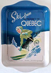 Collection. Petit cabaret en métal. Publicité ancienne Québec