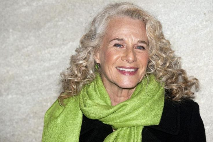 """""""At this point I can look back at my life and career as a songwriter and say I've done everything I really wanted to do,'' said 70-year-old Carole King."""
