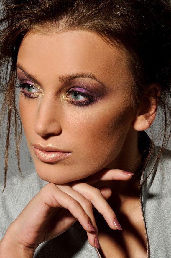 Fall / Winter makeup trends 2013 Makeup: Dora Graff