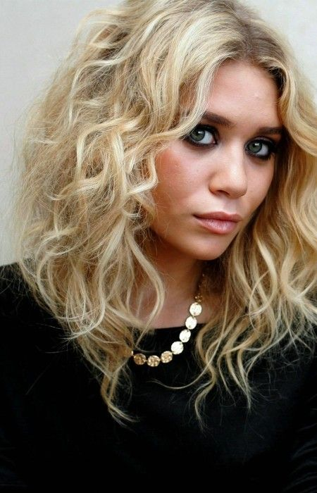 Groovy 1000 Ideas About Medium Curly Haircuts On Pinterest Medium Short Hairstyles Gunalazisus