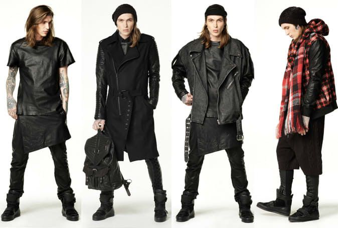 Skingraft - The 10 Best Brands for Building a Street Goth Wardrobe   Complex CA
