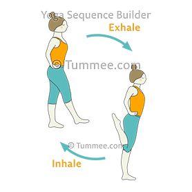 leg exercise leg kicks flow yoga  yoga sequences yoga