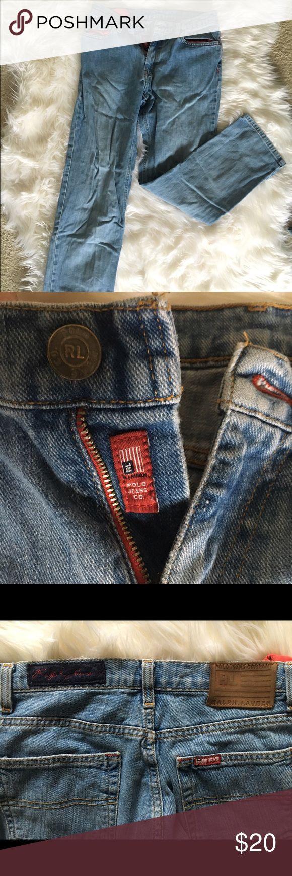 Vintage Ralph Lauren jeans Vintage Polo Ralph Lauren jeans Polo by Ralph Lauren Jeans Boot Cut