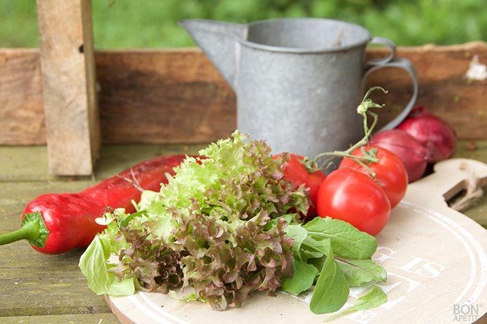 Een heerlijke verse salade maken, maar geen inspiratie? Wat is een lekkere dressing? Lees op BonApetit wat allemaal mogelijk is met salade en dressings!