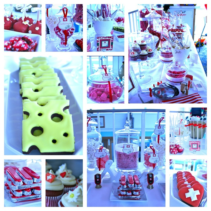 swiss sweet table, swiss candy table, swiss national day, swiss party, swiss cookies, swiss biscuits, swiss flag