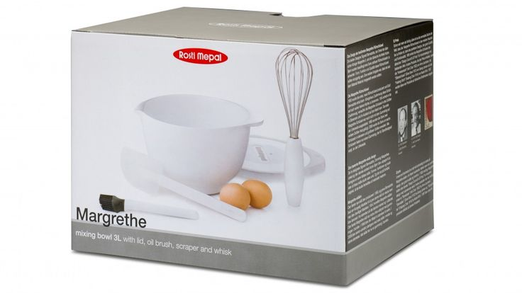Rosti Margrethe 5-Piece Baking Set - Storage | Harvey Norman Australia