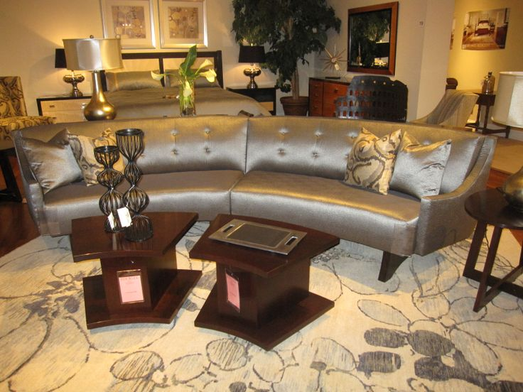 Stickley Flexes Their Modern Muscles With This Highline Sofa | Stickley  Furniture | Pinterest | Modern