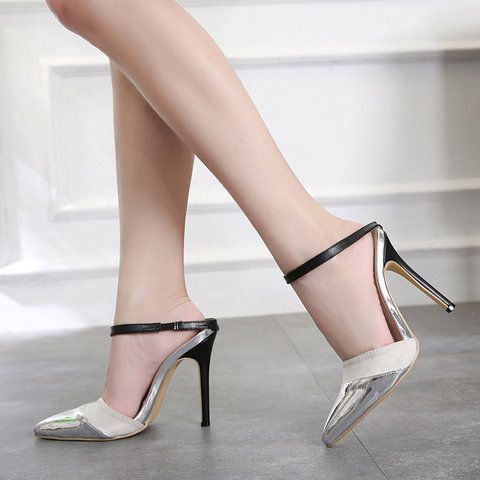 b225d9b9f Buy Heels For Women from Shoes studio at StyleWe. Online Shopping Daily  Stiletto Heel Elegant Pointed Toe Sexy Heels, The Best Daily Heels.