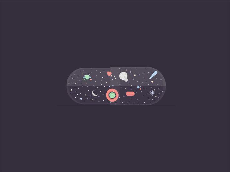 Space Capsule by David Urbinati