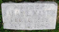 Sarah Elizabeth Wilcox Martin (1856 - 1945) - Find A Grave Photos