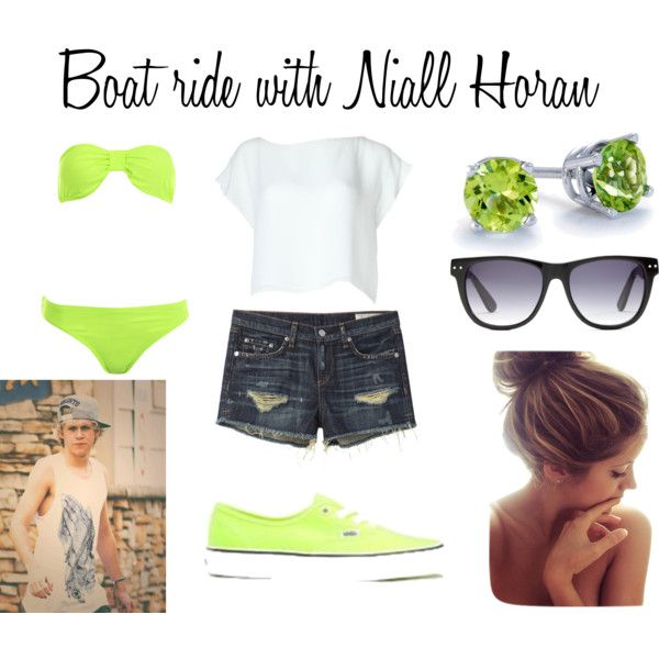 """""""Boat ride with Niall Horan"""" i would soo wear!(:"""