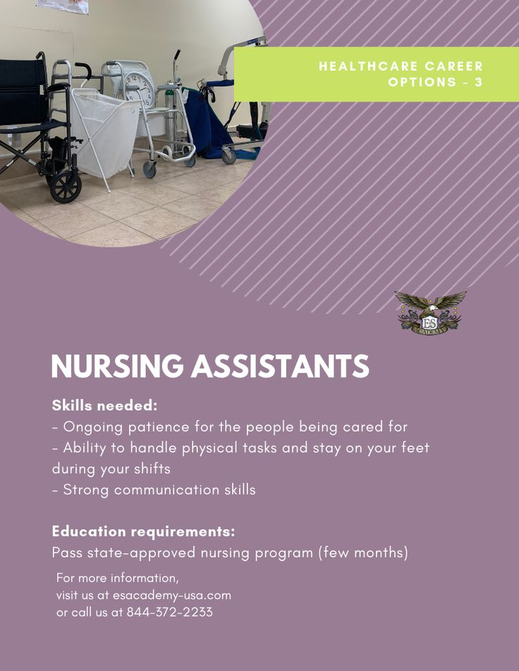 Nursing assistants can make 20k38k a year. Your path to