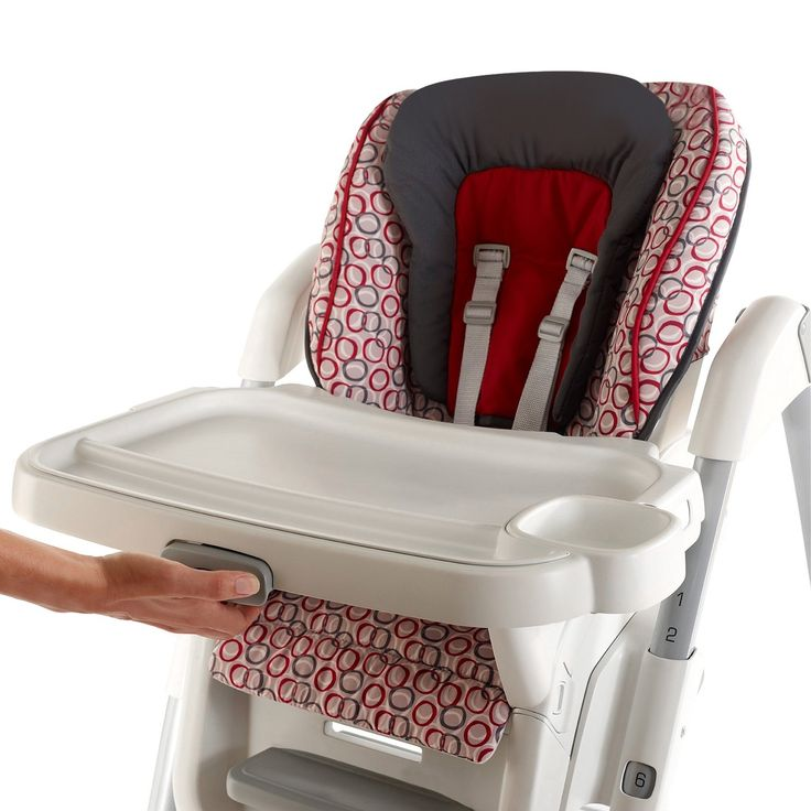 Graco Tablefit High Chair Finley