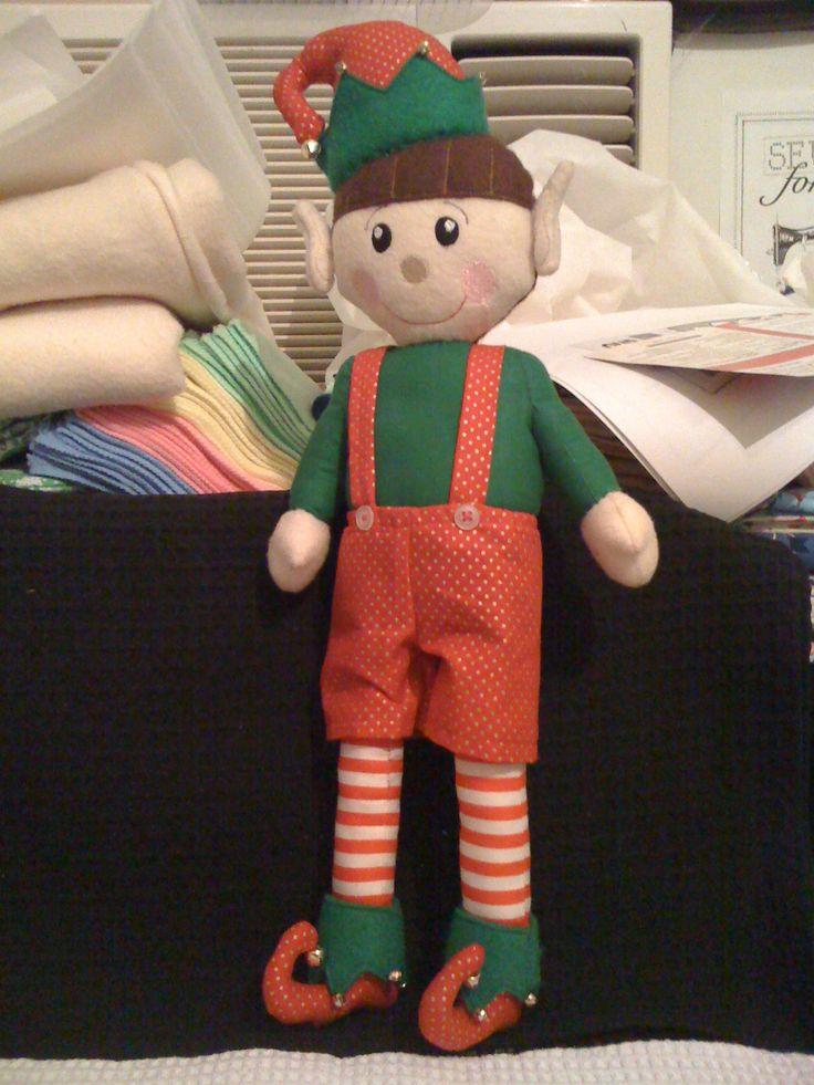 Elf Boy.