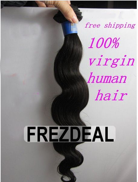 Virgin Brazilian Human Hair Extension