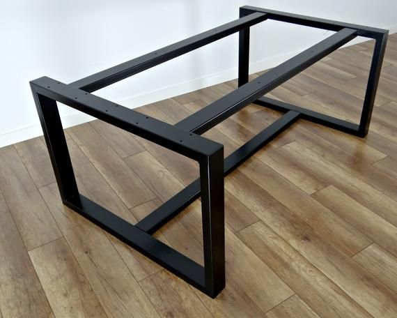 Metal Dining Table Legs For Heavy Marble And Glass Top 71x71cm
