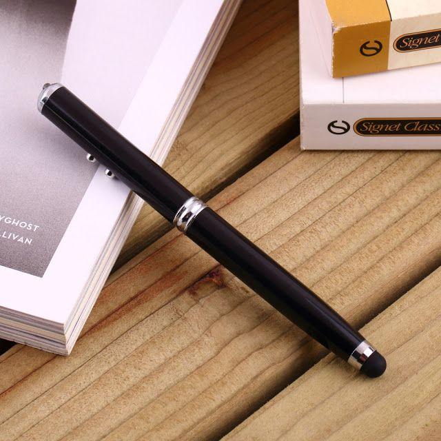 Opakowania do wina i kosze prezentowe dla Firm: Długopis do obsługi smartfona