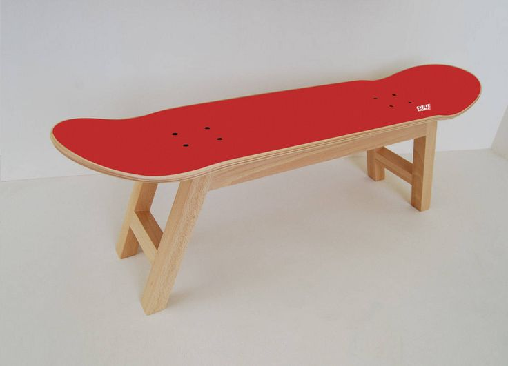 Small Footstool, Kid's Furniture room, Skateboard decoration, Skater Gift, Entryway Bench, Red by skatehome on Etsy https://www.etsy.com/uk/listing/517067089/small-footstool-kids-furniture-room