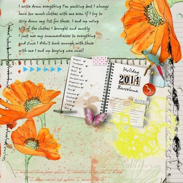 Credits: Summer Poppies – Bundle by Courtney's Designs Messy Stitches Pack 2 by Courtney's Designs In Summer.y Bubble Brushes by Allison Pennington In Summer.y Extras Trio by Allison Pennington We Are Moving {Numbers} by Paula Kesselring Summer Garden {Elements} by Paula Kesselring Studio Mix #55 The Whole Story by designers at SBG