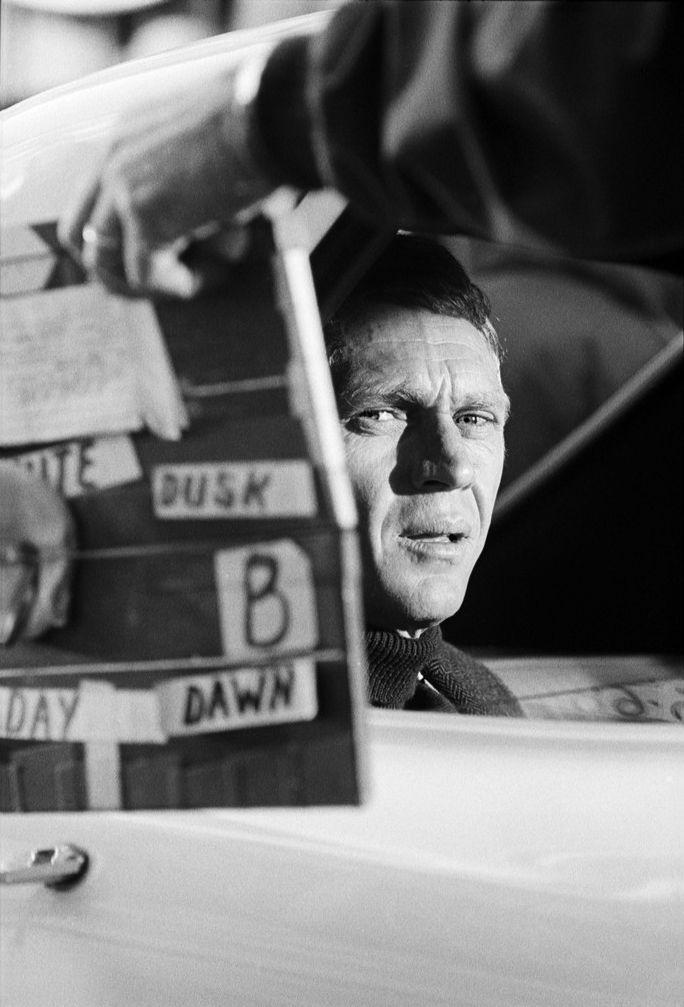 The Auto Spa Gallery — jonasgrossmann:   barry feinstein… steve mcqueen,...