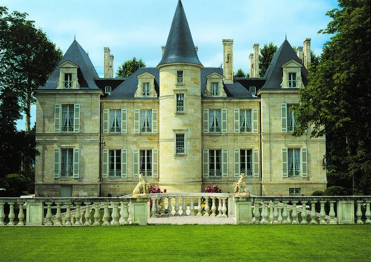Château Pichon-Lalande, Pauillac