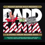Peanut Butter Wolf - Badd Santa, CD