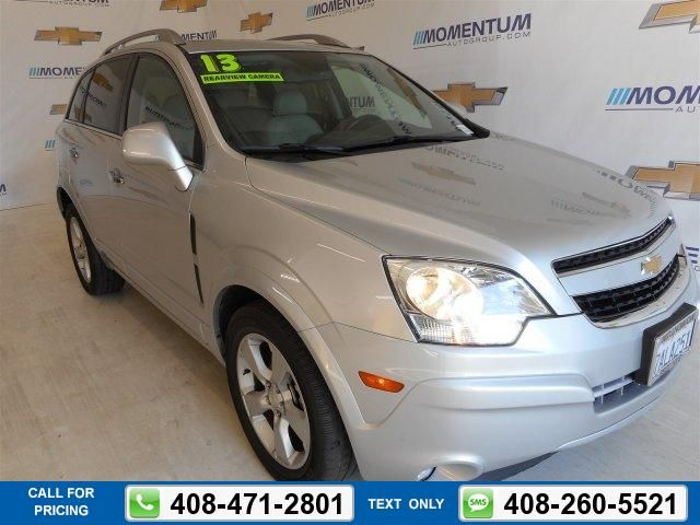 2013 Chevrolet Chevy Captiva Sport Fleet LTZ 57k  miles Call for Price 57541 miles 408-471-2801 Transmission: Automatic  #Chevrolet #Captiva Sport Fleet #used #cars #MomentumChevrolet #SanJose #CA #tapcars