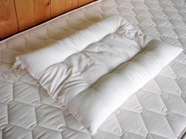 Orthopedic Neck Pillow - Alternative To Tempur-Pedic.