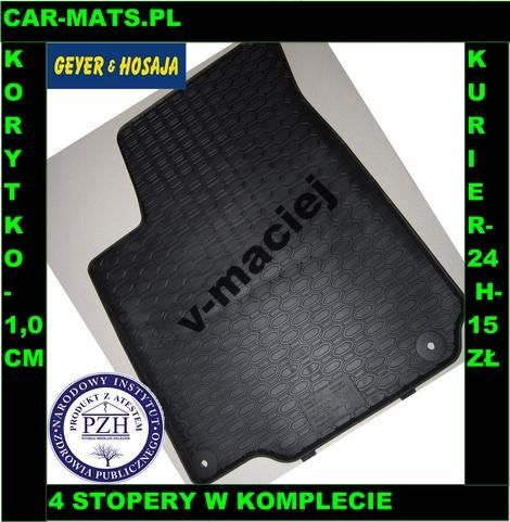 Vw Golf IV Geyer Car-mats gratis