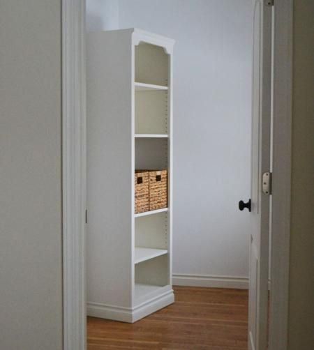 Ana White | Build a Master Closet Tower for Sewing Mom Momplex Unit | Free and Easy DIY Project and Furniture Plans