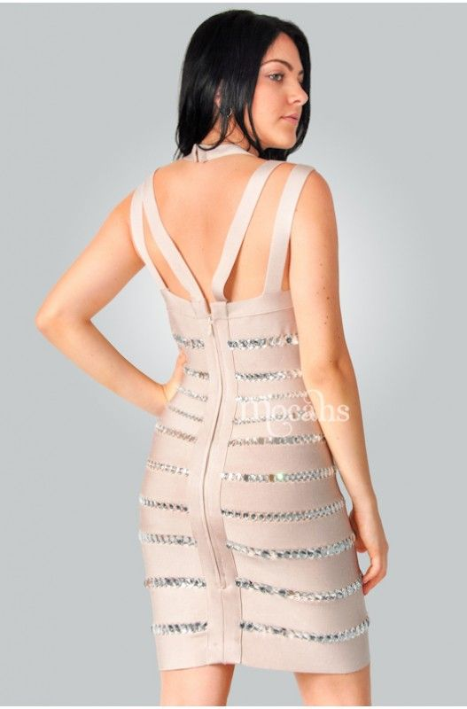 Diamond Dreams Bandage Dress- 70% off Only at A$49.95.