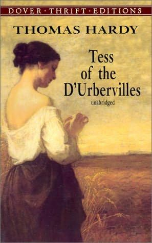 Tess of the D'Urbervilles by Thomas Hardy. One of my favorite books, read it so many times.