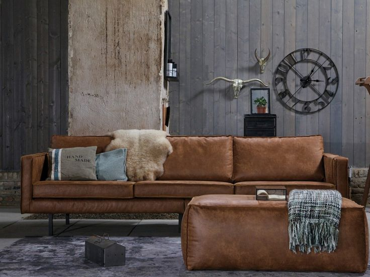 West Sofa 3 Seater Industrial Design Pinterest